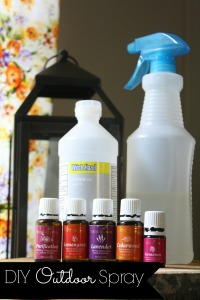 DIY Outdoor Spray