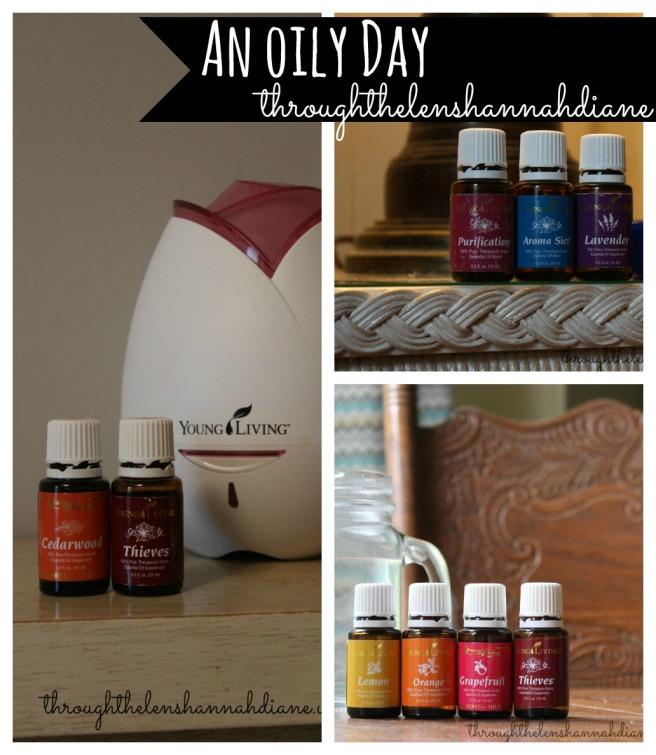 An Oily Day  | Through The Lens of Hannah Diane