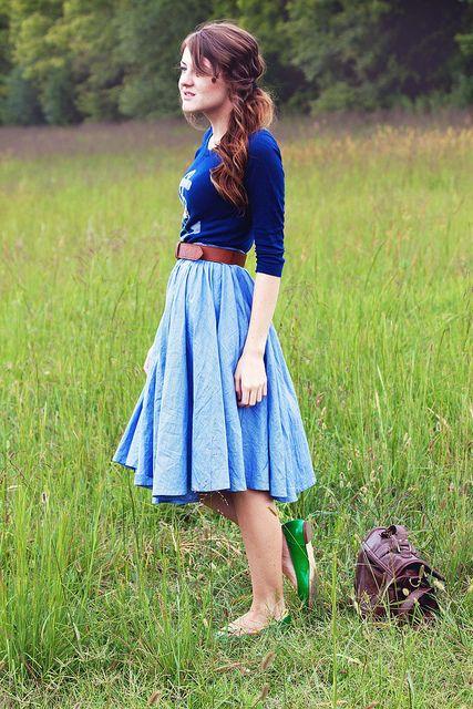 Modesty Monday  | Through The Lens of Hannah Diane