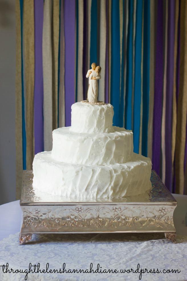 DIY Wedding Reception