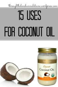 15 Uses for Coconut Oil