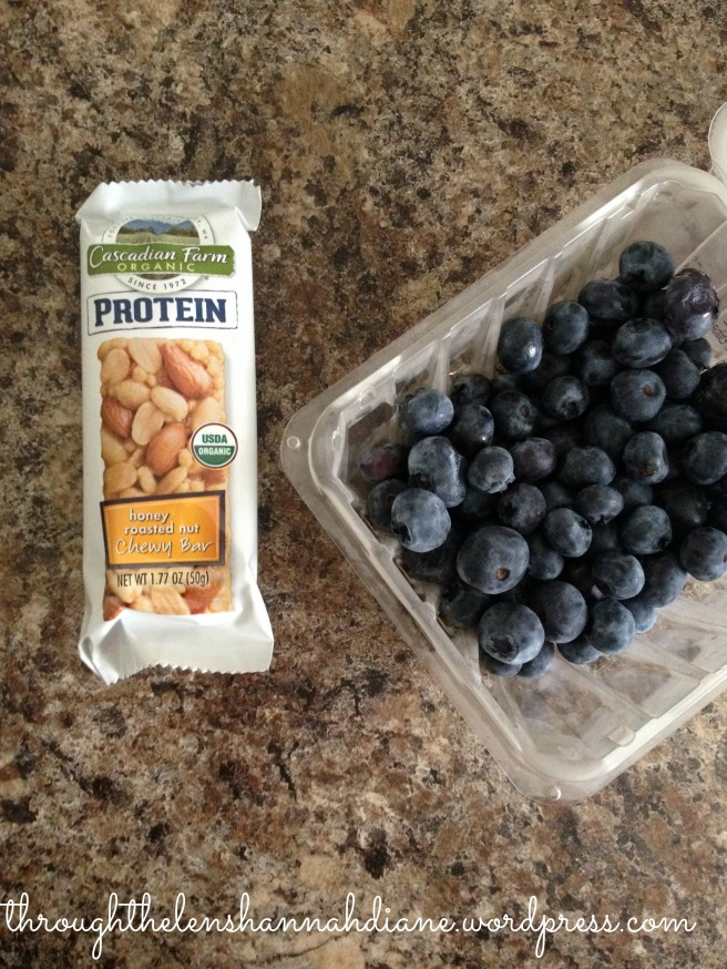 Protein and fruit