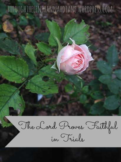 The Lord Proves Faithful in Trials