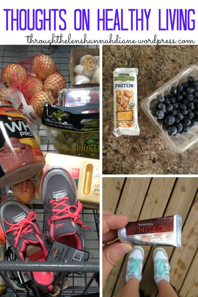 Thoughts on Healthy Living