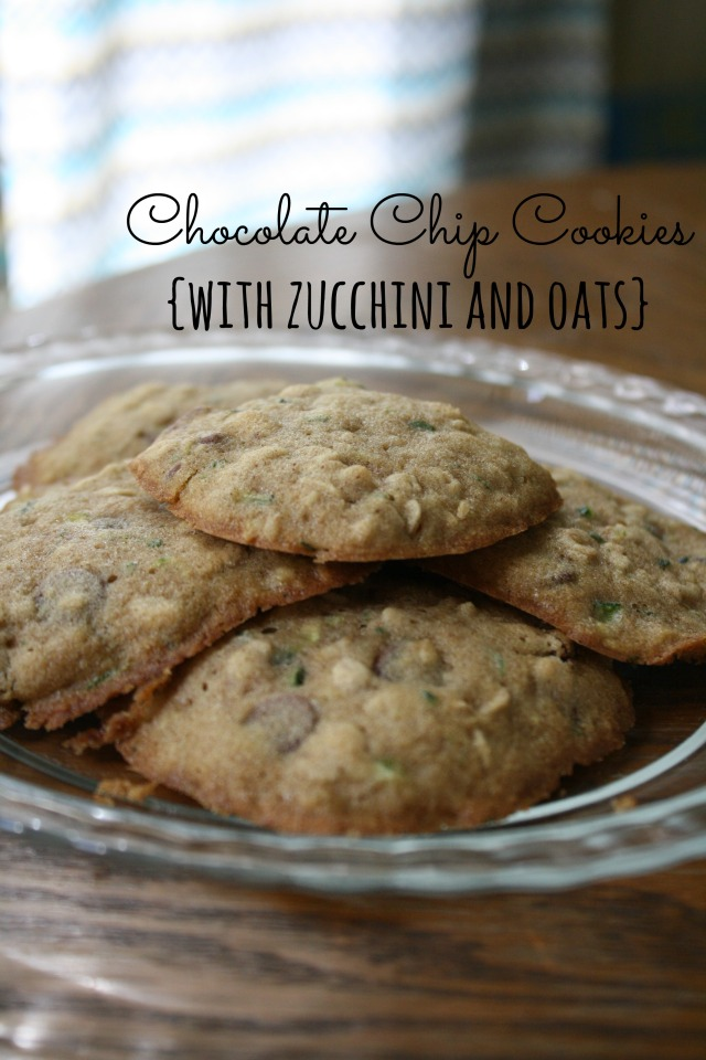 zucchini and oat CCC