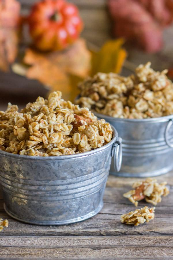 Pumpkin-Pie-Spice-Coconut-Oil-Granola-4