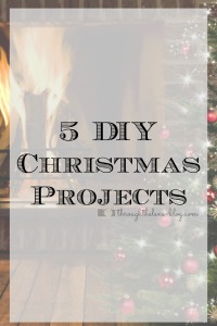 5 DIY Christmas Projects