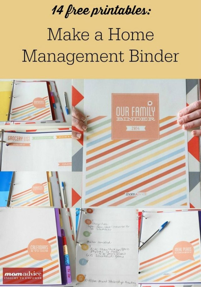 Family-Management-Binder-Collage