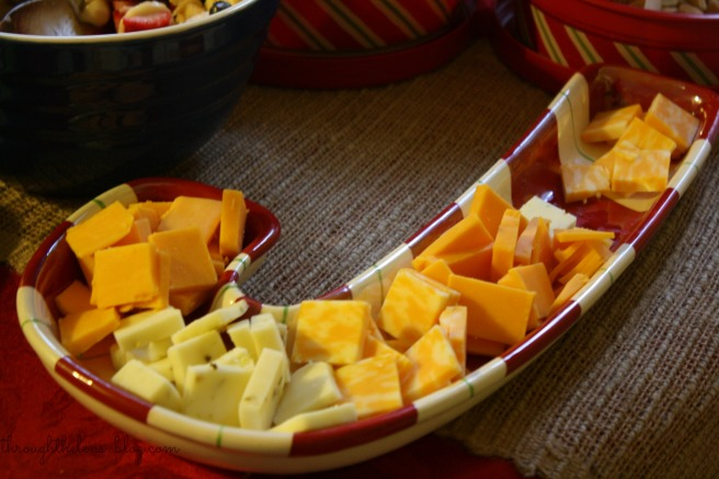 Healthy Cheeses