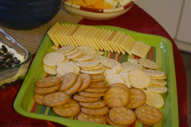 Heathy Glutenfree Crackers