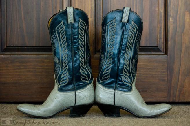 Wedding Ceremony Boots