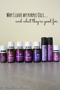 Why I Love My Purple Oils  What They Are Good For
