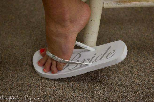 Bride' Shoes