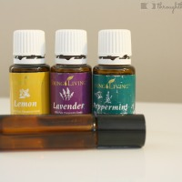 DIY Nasal Relief Roller Bottle