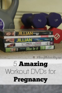 5 Workout DVDs for Pregnancy