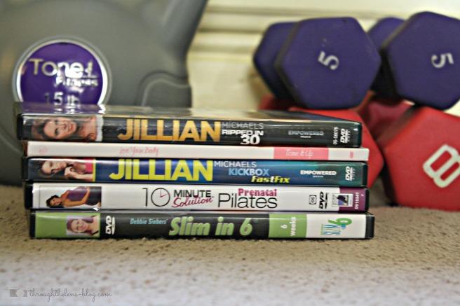 Pregnancy Workout DVDs