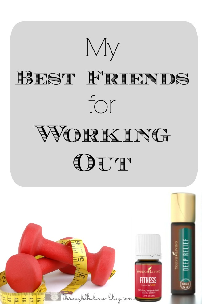 My Best Friends for Working Out