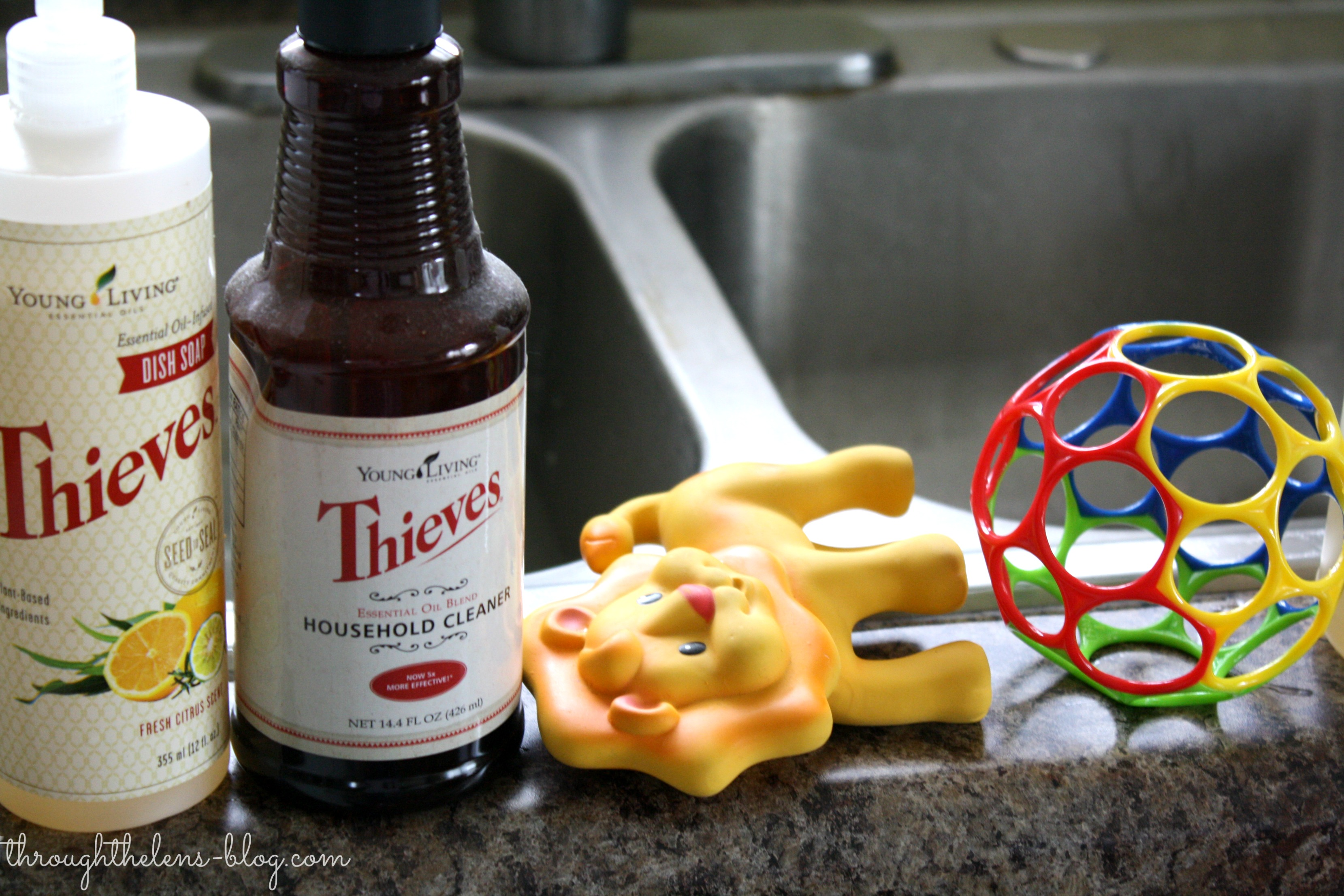 Cleaning My Baby's Toys | Through the Lens