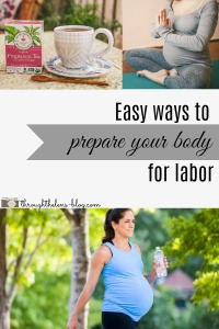 Preparing for Labor