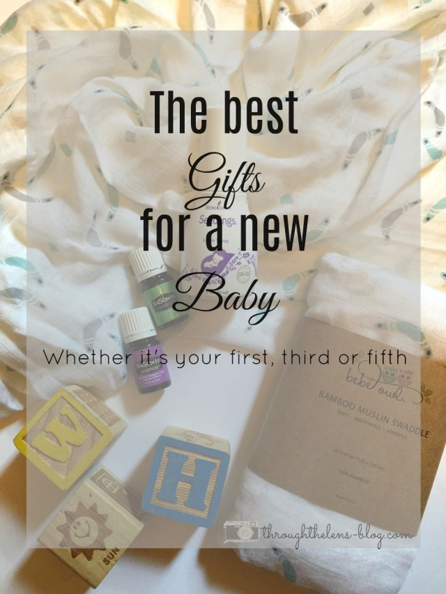 Best Gifts for a New Baby